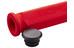 KCNC Handlebar Grip - Grips - rouge